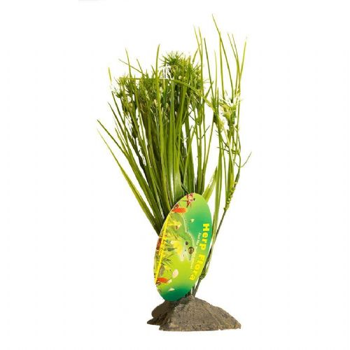 LR Serengeti Grass, white flowers 30cm, IF-61 PLB003